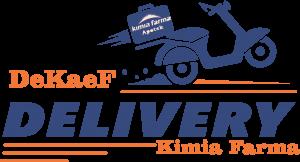 logo dekaef biru orange